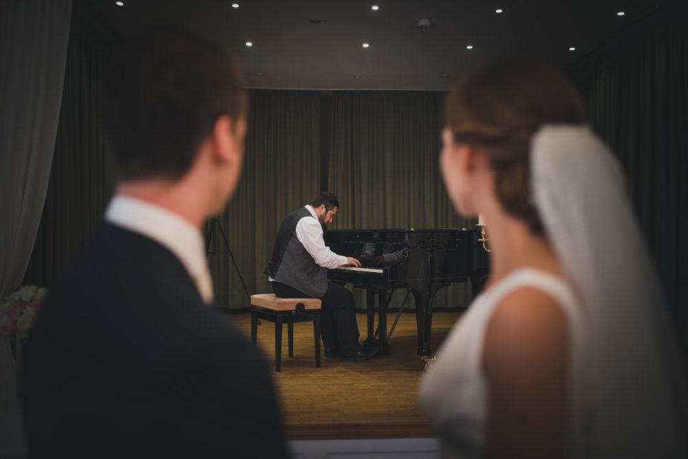 Pianomusik zur Trauung Hochzeit