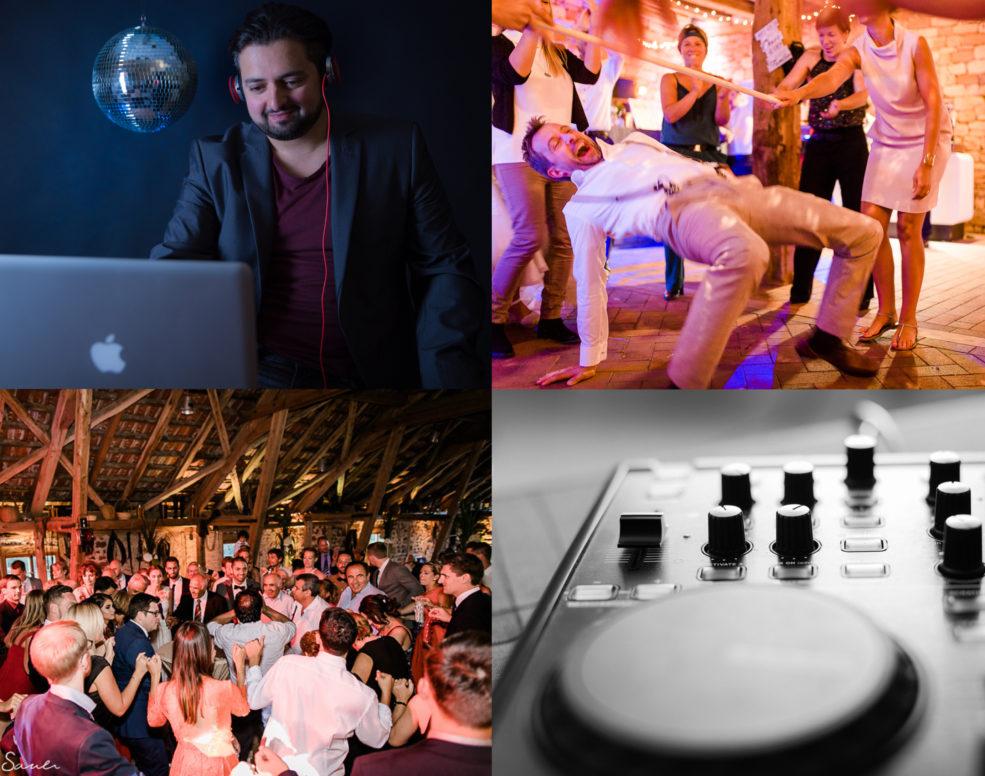 DJ Service auf Feiern und Events